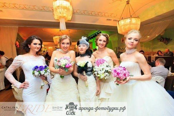 CATALINA свадебный блог: CATALINA BRIDE SHOW