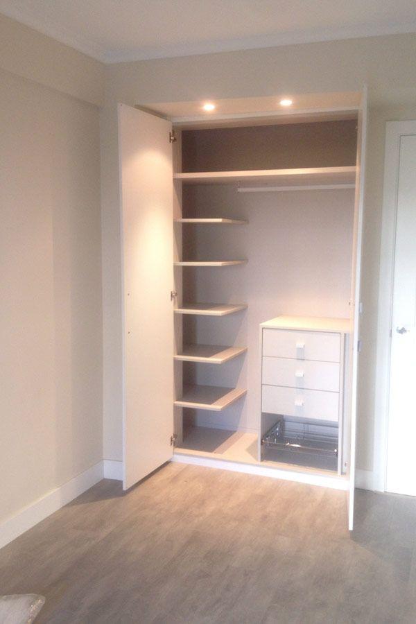 Las 25 mejores ideas sobre armarios empotrados en pinterest y m s armario de dormitorio y - Ideas de armarios empotrados ...