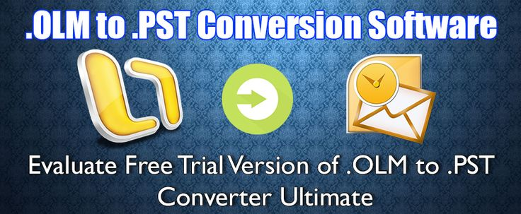 Buy .OLM to .PST Conversion Ultimate Software to convert olm to pst file format.