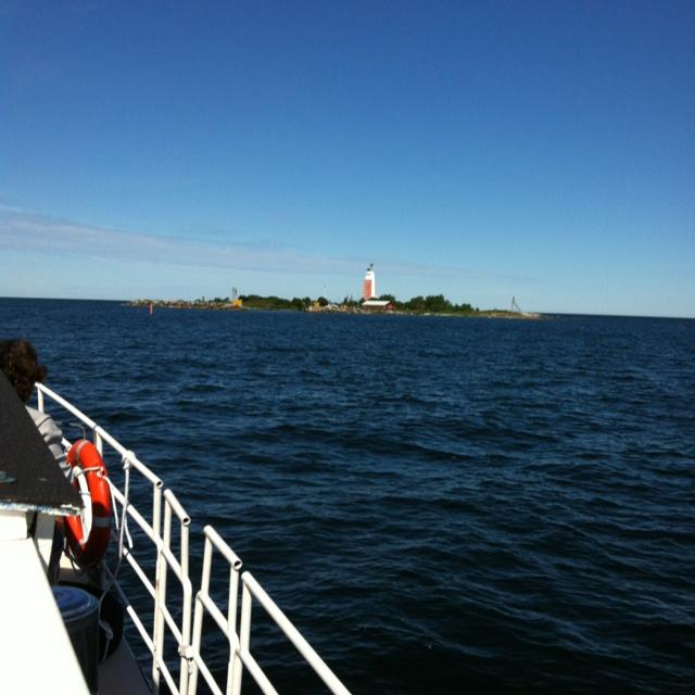 Kylmäpihlaja lighthouse, Rauma