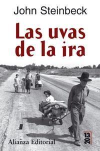 """Las uvas de la ira"" / ""The grapes of Wrath"" by John Steinbeck."