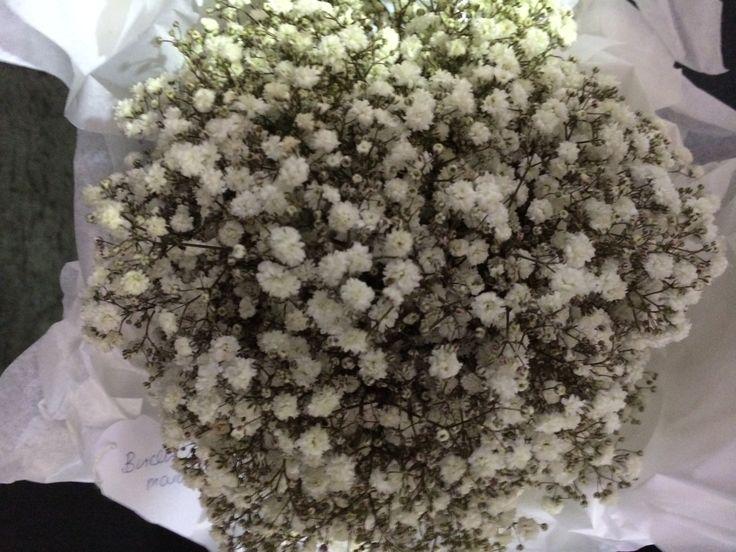 Baby's Breath #Wedding #Bouquet #Styling#weddingbouquets #bridebouquet #floralarrangements #flowerarrangements #flowerdesigns #floraldesigns http://www.decorit.com.au (4)