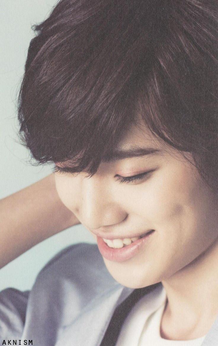 Sungjong- Love him he's soooooo cute!!!! Maknae <3