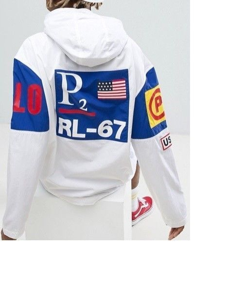 cec69575348 Polo Ralph Lauren Limited CP 93 p2 sailing jacket XL extra large 92 stadium  tech  fashion  clothing  shoes  accessories  mensclothing  shirts (ebay  link)