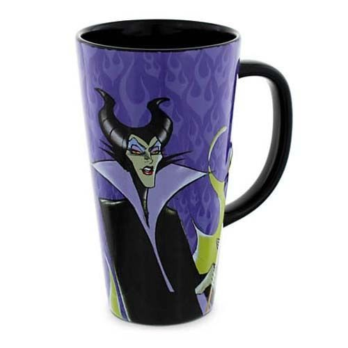 Disney Parks Maleficent Coffee Mug Cup Ceramic | eBay