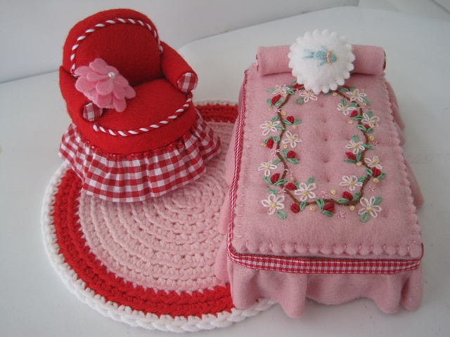 Chair Pincushion