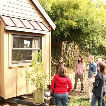 Portland Alternative Dwellings Tiny House Workshop With