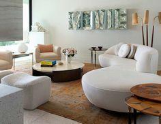Latest sofa designs for a modern living room.  #latest #sofa #white