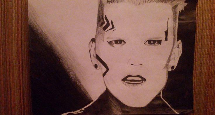 Scott Hoying / Pentatonix / Drawing