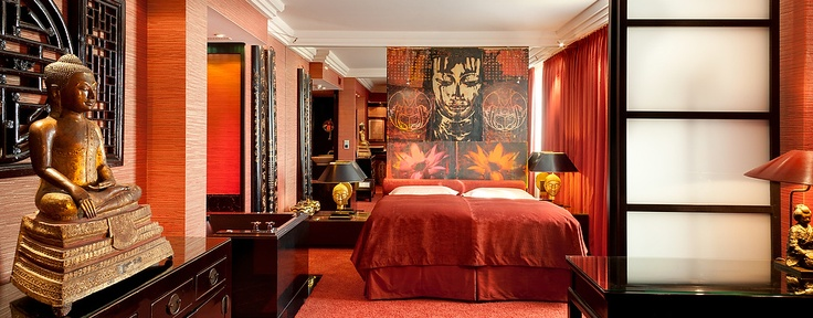 buddha suite im savoy hotel k ln savoy hotel cologne pinterest. Black Bedroom Furniture Sets. Home Design Ideas