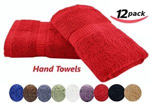 "Utopia Towels Luxury Hand Towels 16""x30"" 12 Pack - Visit to see more options"