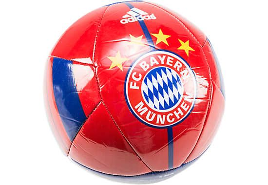 adidas Bayern Munich Soccer Ball - Red...get yours at SoccerPro now!