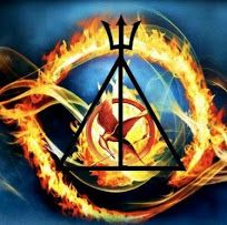 HUNGER GAMES , PERCY JACKSON & HARRY POTTER