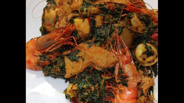 Efo Riro - Nigerian Cuisine