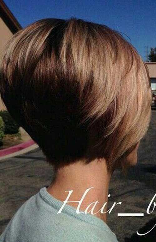 11. Cute Hairdo for Short Hair