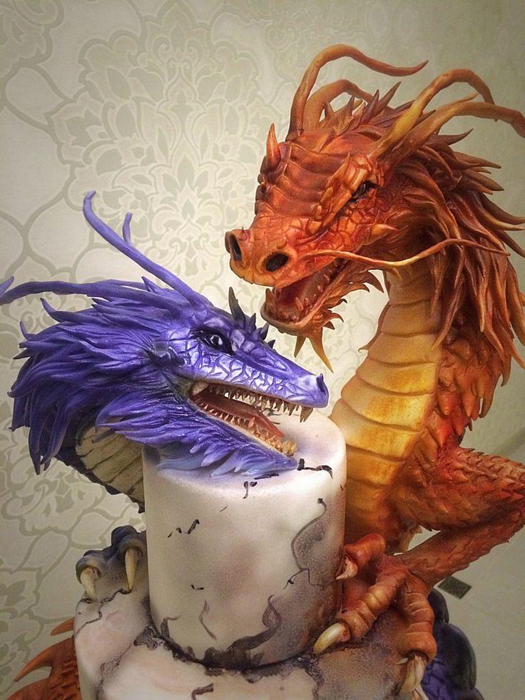 Торт Китайский дракон