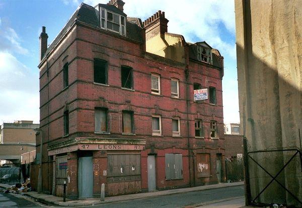 Quaker street | Spitalfields Life