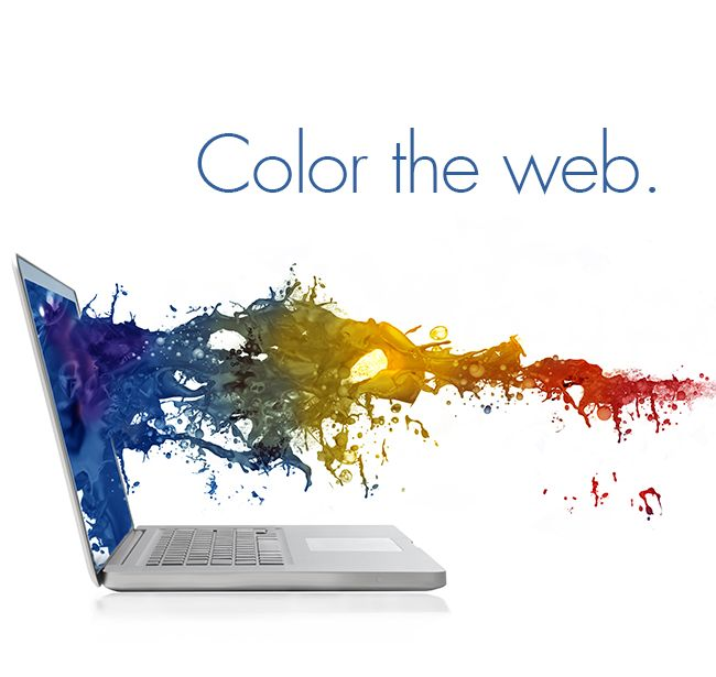Color is an extremely important element of design, and that includes web design. What kind of a message do you want the look of your website to send out?  http://www.martinorton.com  #WebDesign #AffordableWebDesign