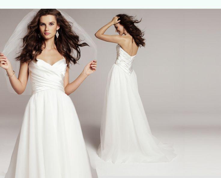 Nordstrom.com - NOUVELLE Amsale Wedding Gowns Lookbook. NOUVELLE Amsale. #R105U.