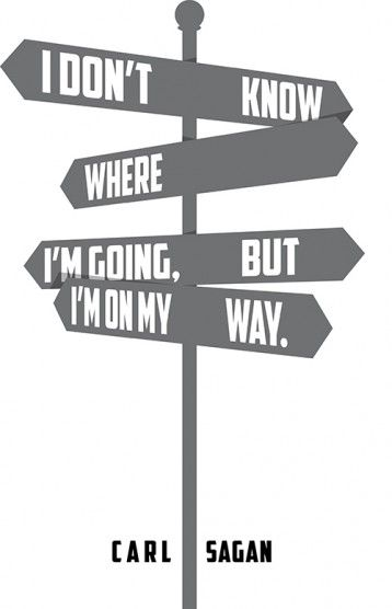 Quotes & Places. Dove sto andando