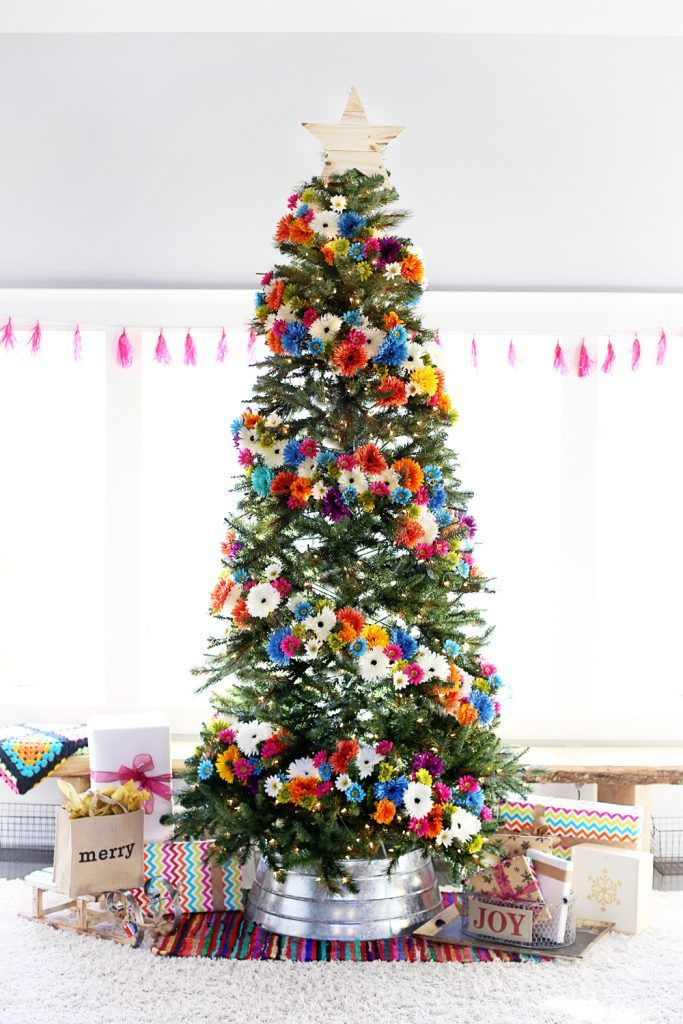 1315 best holiday d cor diy images on pinterest for Christmas trees at michaels craft store