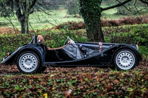 Morgan Plus 8 Speedster Review – Modern Classic