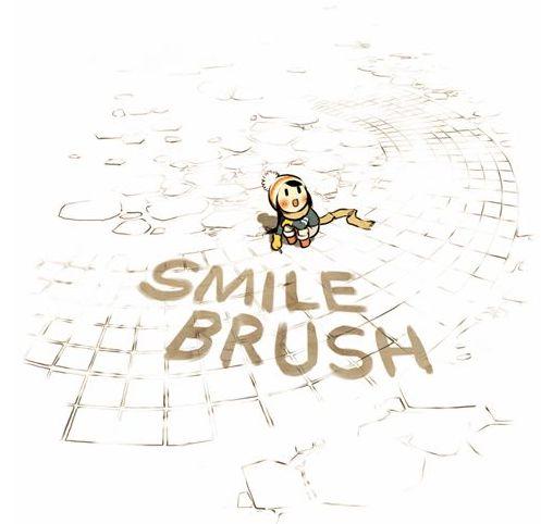 Smile Brush webtoon