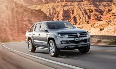 2018 VW Amarok New Design, Price