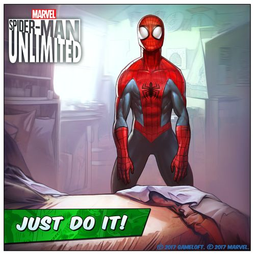 Swing into action! Black Friday sales have started. Spider-Man Unlimited, November 2017