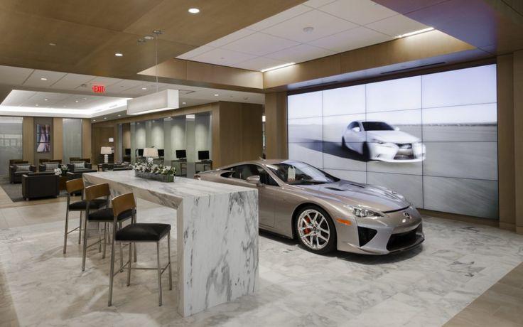 Fünf fantastische Urlaubsideen für Lexus Plano