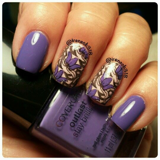 Advanced Nail Art: Advanced Stamping Cici&sisi
