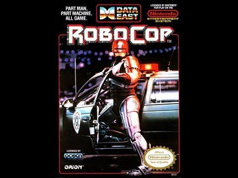 🎮 Robocop 1988 Let's Play NES 🎮