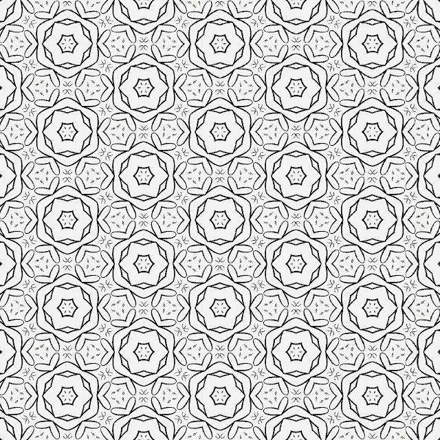 Sketch Graphic Design: Sketch surface pattern design decorative seamless ...
