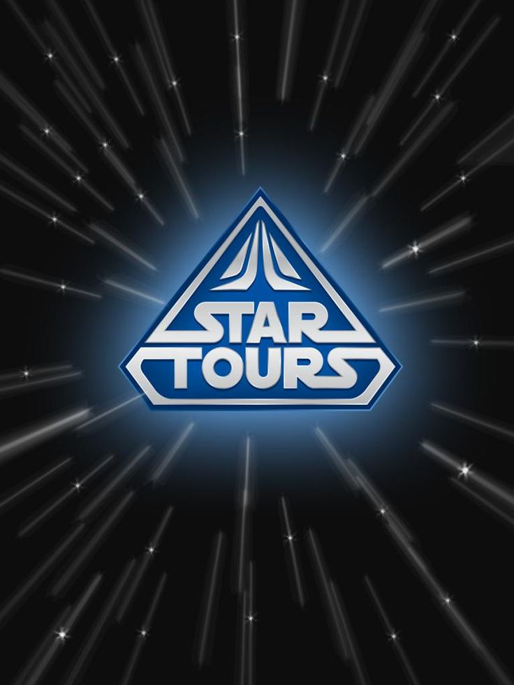 "Star Tours - Star Wars - Project Life Filler Card - Scrapbooking ~~~~~~~~~ Size: 3x4"" @ 300 dpi. This card is **Personal use only - NOT for sale/resale** Logo belongs to Disney. ***"