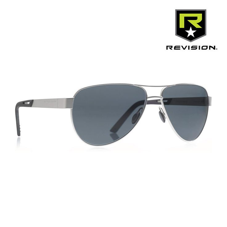 Revision Military 4-0493-0007 Alphawing Sport Metal Sunglasses