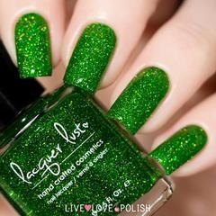 10 best nail polish images on pinterest health boat and bride swatch of lacquer lust poison ivy prinsesfo Image collections