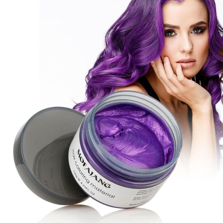 Hair Color Wax