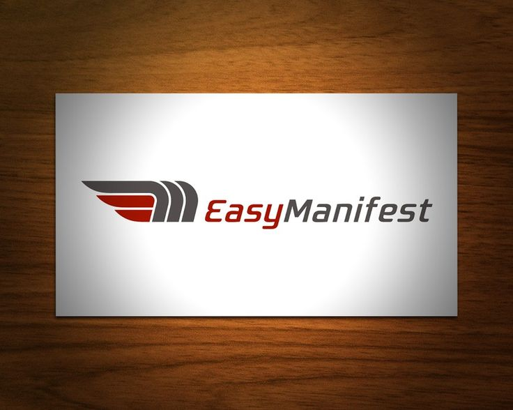 Help EasyManifest with a new logo by Magnum Logo Design