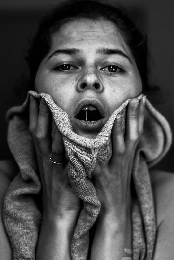 This Woman Documented Her Stay In A Mental Hospital In These Striking Photographs #refinery29