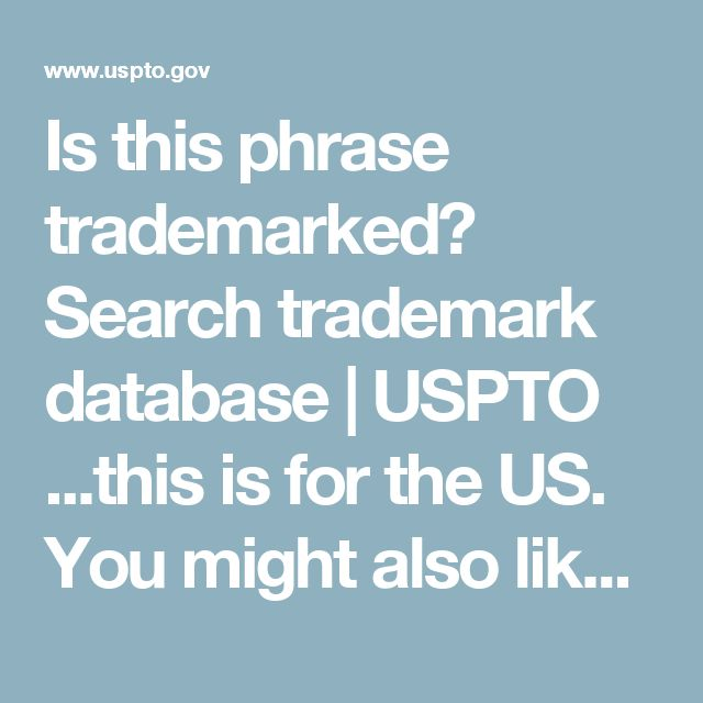 Is this phrase trademarked?  Search trademark database | USPTO  ...this is for the US.  You might also like to check around the site!  ie. the IP Policy tab, etc.