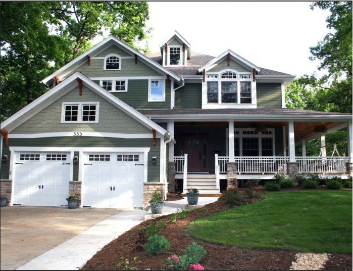 17 best images about exterior ideas for a cabin on - Best exterior paint for hardie siding ...