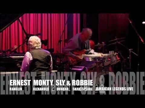 Blue Note ~Jamaican Legends ~ Ernest Ranglin, Sly & Robbie, Monty Alexander - YouTube.  So cool.  New fave.