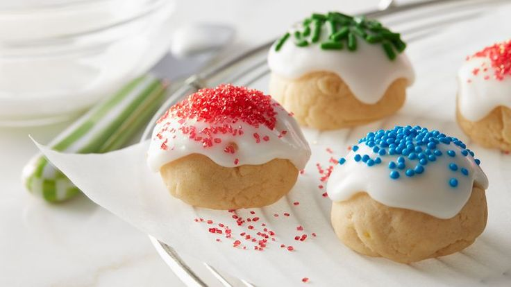 If you're looking for a global spin on Christmas sugar cookies, this classic Italian version, made with lemon and ricotta, is one you won't want to miss.