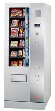 Les #distributeurs #automatiques de #snacks et de #confiseries regroupent les #bonbons,