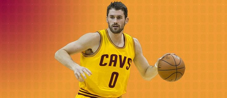Kevin Love Might Actually be Better Defensively than Offensively This Year