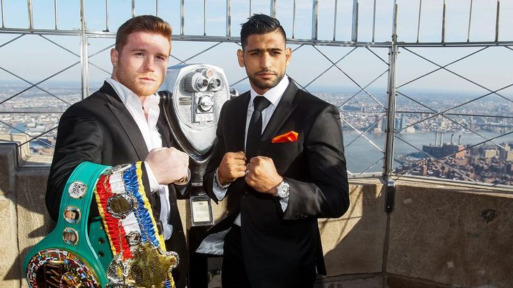 How can you see Saturday's fight between Canelo Alvarez and Amir Khan? We run down your options.