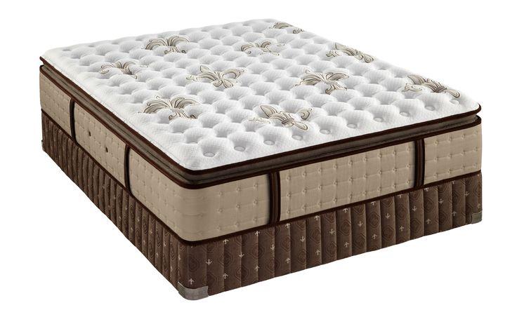 Estate Pillow Top mattress and base full - meubles en Belgique  - Selection Meubles, Amougies, mobilier