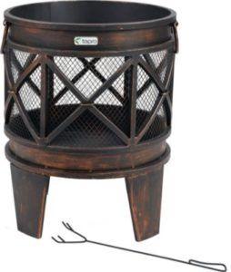 Feuerkorb Tepro – Ihr Lagerfeuer im Garten