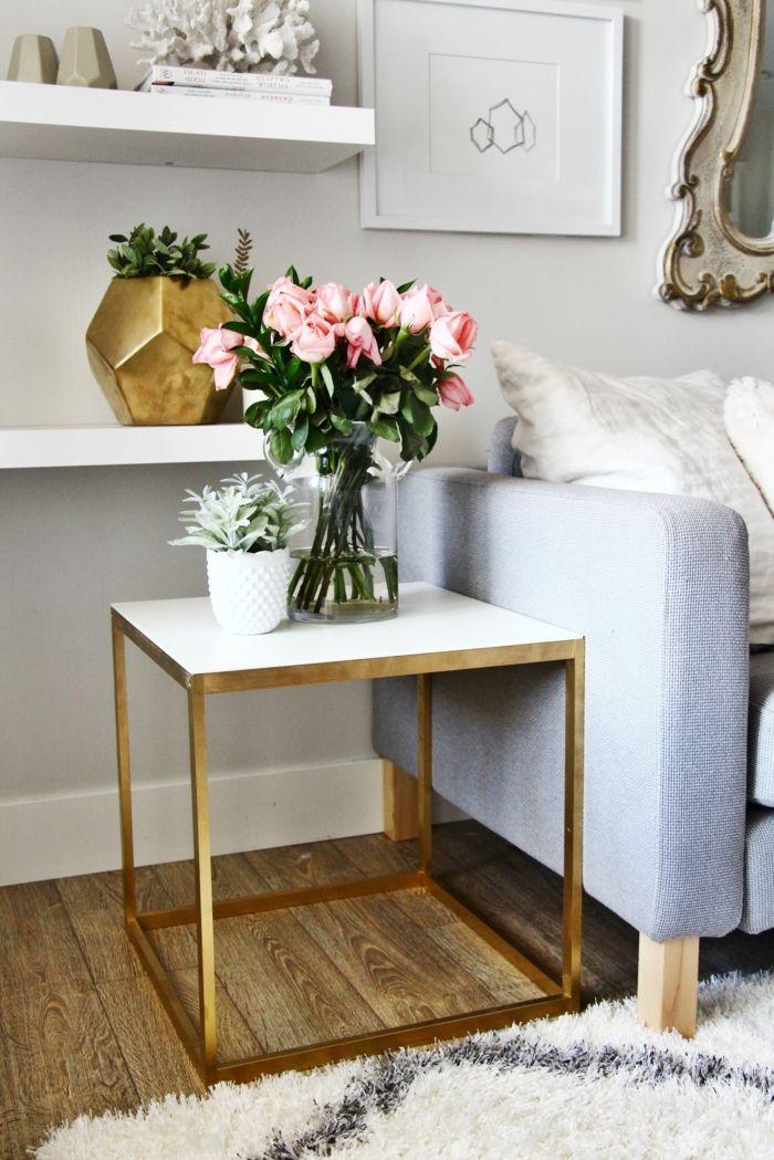 1001 Idees De Deco Table Basse Reussie Ou Comment Decorer La Table De Salon Deco Table Basse Table De Salon Deco Table