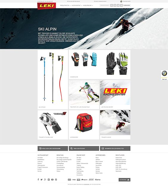 #ShopwareDesign #ShopwareTheme #ShopwareShop #eCommerce #eCommerceSoftware #eCommerceplatform #Onlineshop #Outdoor #Equipment #AlpineSkiing #Snowboarding #NordicWalking